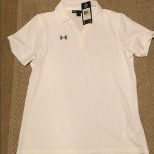 Women's Under Armour Polo *New*